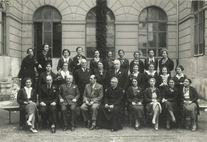 1936  1 Classe Mary Gassman f femminile