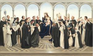 Tutti i santi della Famiglia domenicana