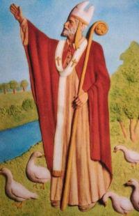San Baudolino, vescovo e martire