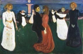 """Danza de la vida""Edward Munch"