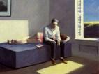 """Excursion Into Philosophy""Edward Hopper"