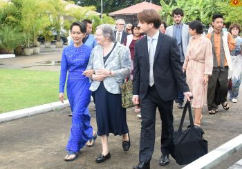 Myanmar: the five challenges of Aung San Suu Kyi