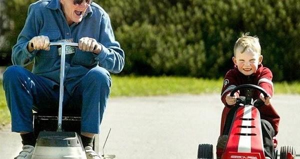 Fare amicizia ad ogni età