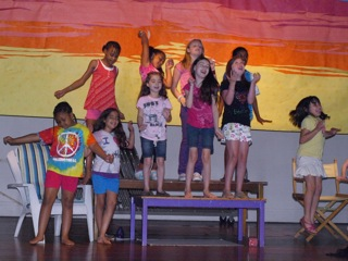 At The Summer Theatre Camp of Montclair, Girls Just Wanna Have Fun!