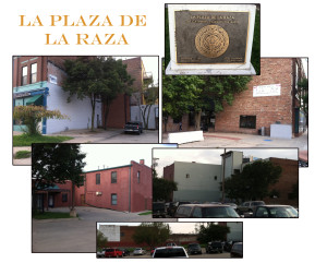 la plaza copy white