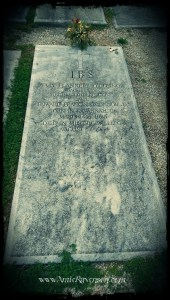 Grave of Flannery OConnor