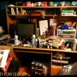 Ugly desk