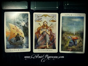 Tarot July 17