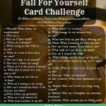 Fall For Yourself tarot challenge