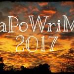 NaPoWriMo 2017