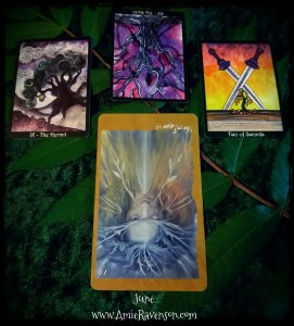 June 3 card reading