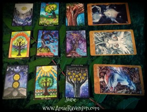 June 9 card reading