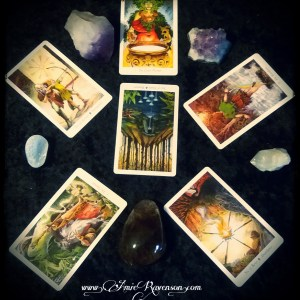 Pentacle Pagan Path reading