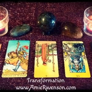 5 Card Transformation Reading