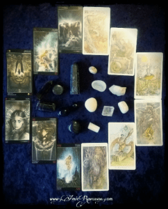 Eclipse Tarot Reading 1