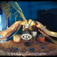 Lughnassadh Altar 1