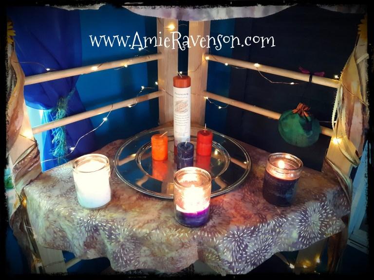 Lughnassadh Altar 3
