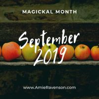 Magickal Month-September 2019