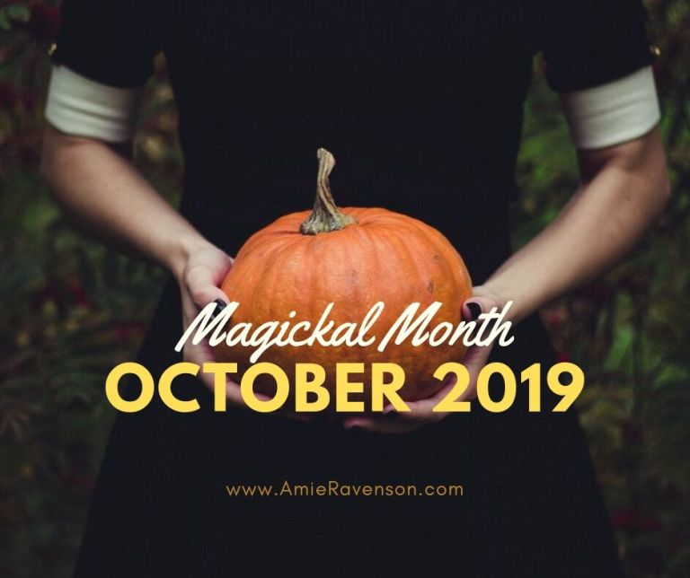 Magickal Month- October 2019