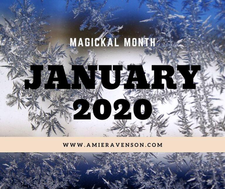 Magickal Month January 2020