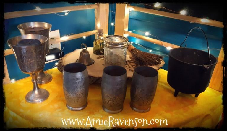 Litha Altar 4