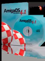 Amiga OS 4.1 box