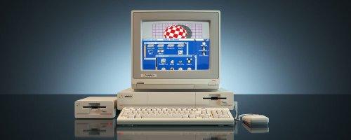 L'Amiga 1000 !