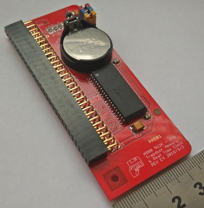Extension mémoire PA501 pour Amiga 500+