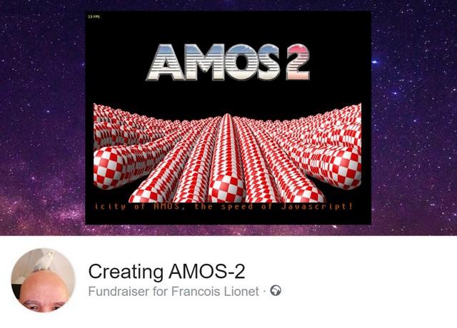 Groupe AMOS2 sur Facebook