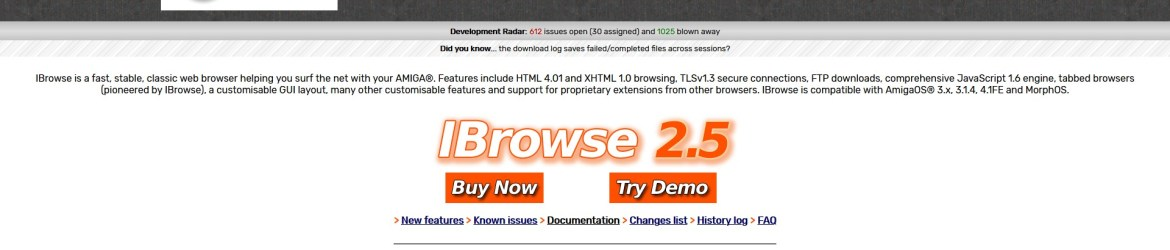 IBrowse 2.5.3