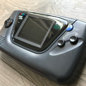 Sega Game Gear Recapping