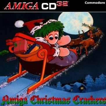 CD32 Amiga Christmas Crackers