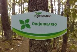 Orquideario de Ecoturixtlán
