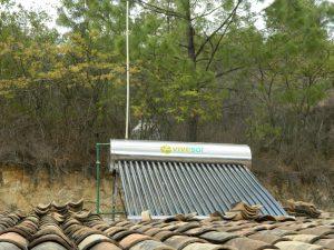 Energía renovable en Loma Orgánica