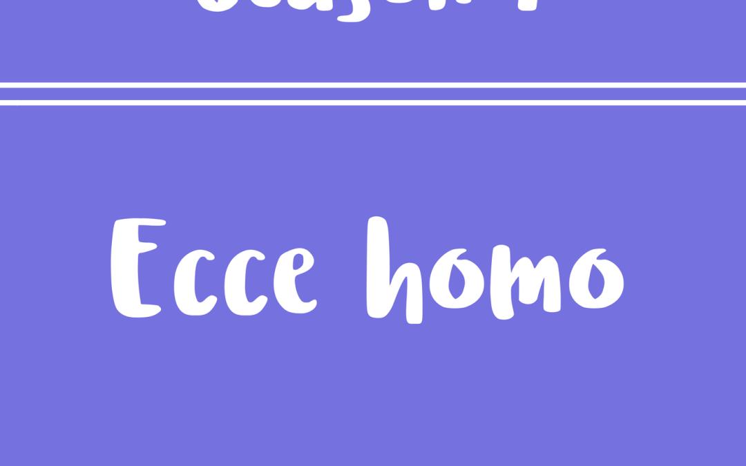 Diálogos en inglés 7 – Ecce Homo Fresco