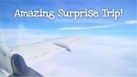 Amazing Surprise Trip – Aprende inglés online