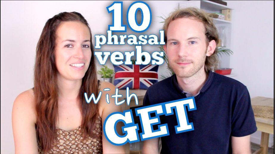 """10 Phrasal Verbs with """"GET"""" – Aprende inglés online"""
