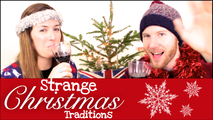 Strange Christmas Traditions!