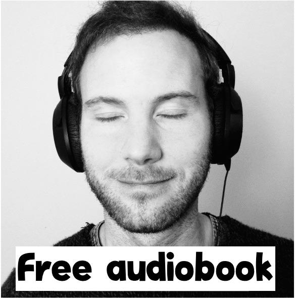 ¡Consigue un audiobook en inglés gratis!