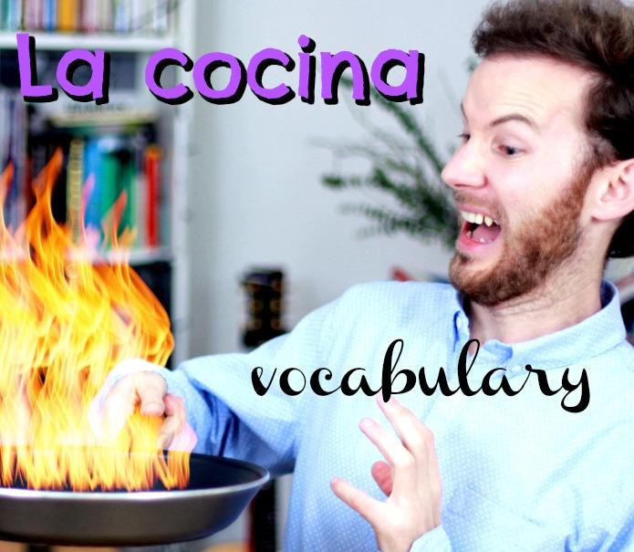 Vocabulario: LA COCINA – Clase de inglés