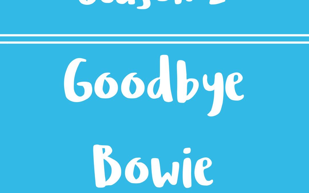 35 – Good bye Bowie – Diálogos en inglés