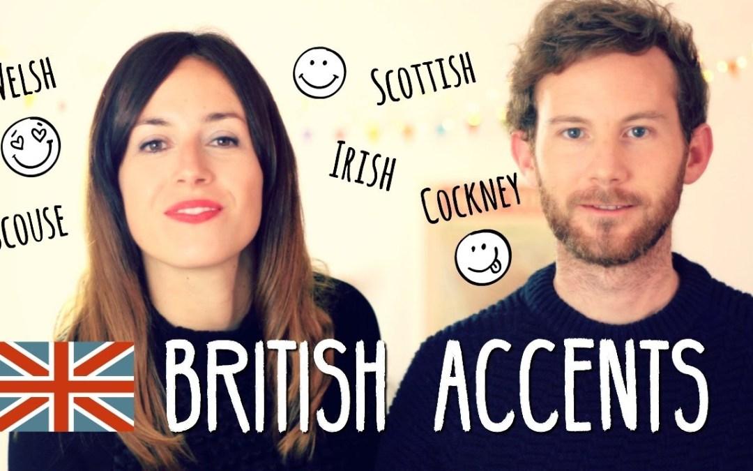 5 acentos del inglés que debes conocer (el 4º te va a encantar)