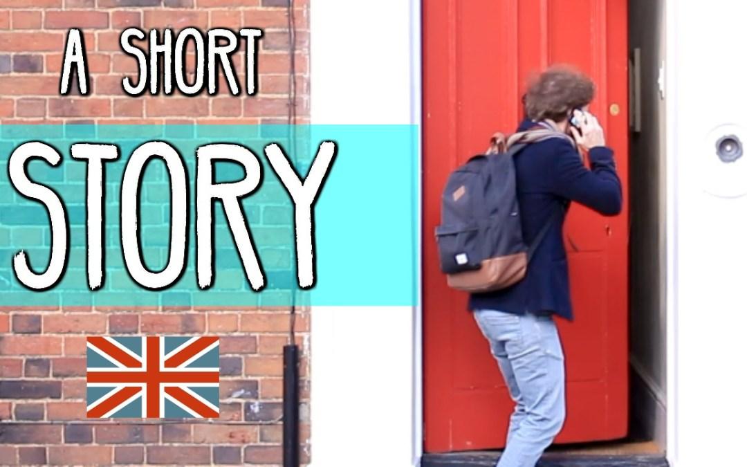 Ejercicio de listening en inglés: A short story in English