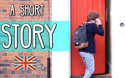 Ejercicio de listening en inglés: A short story in English