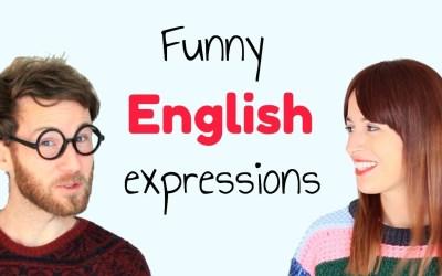 Las 6 expresiones coloquiales en inglés más divertidas