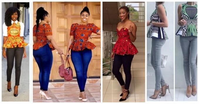 Amazing Ways To Wear Ankara Top Dresses & Look Fab Cover