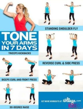 arm exercise