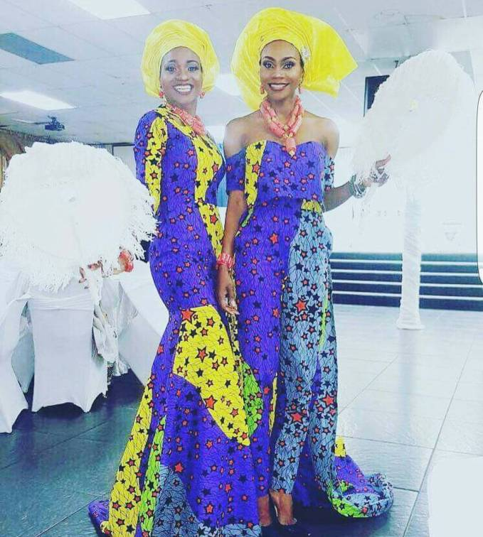 Lit Aso Ebi Styles From The Weekend Owambe Parties.