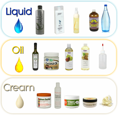 The Steps to Hair Moisturization