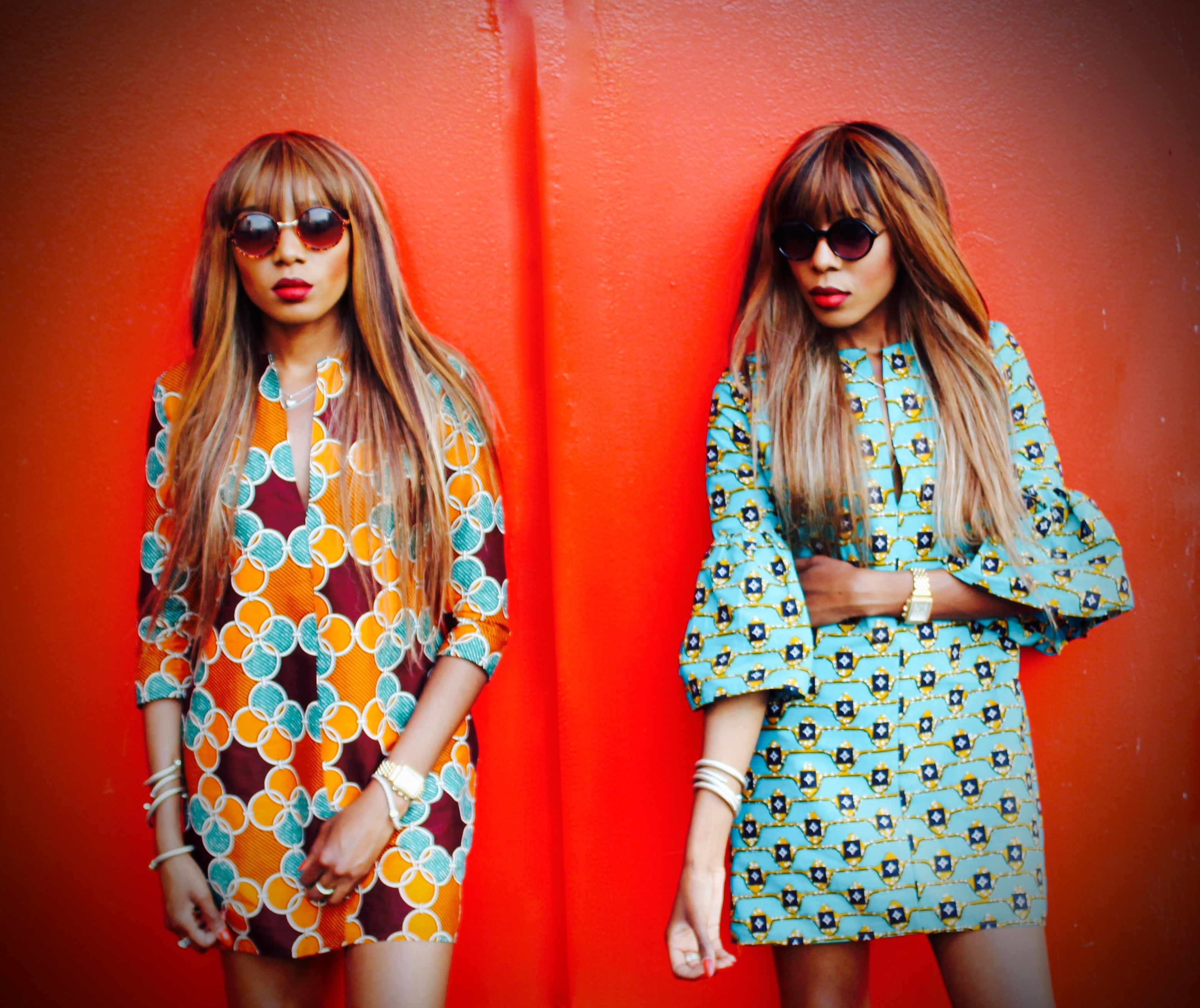 Beautiful Simple And Chic Ankara Shift Dresses A Million Styles Africa